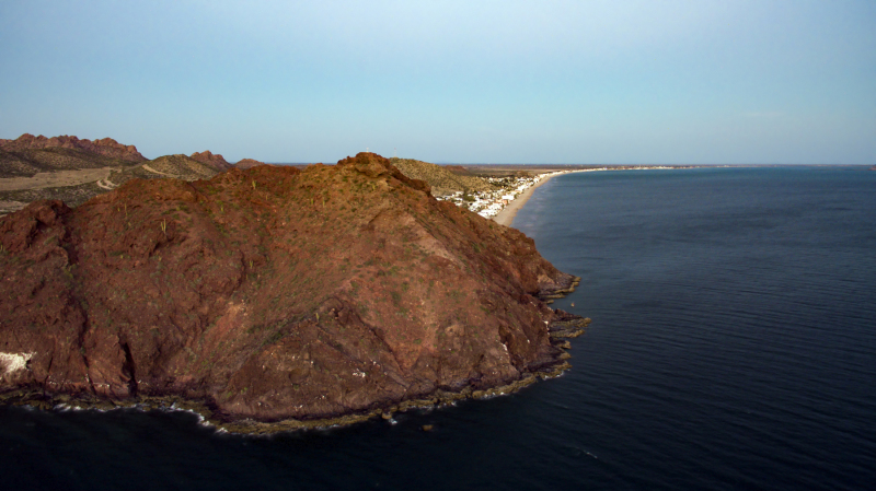 Kino Bay Coast & Mountain