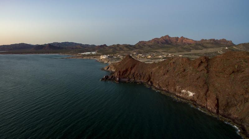 Kino Bay Coast